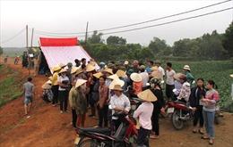Yêu cầu di dời 4.000 con lợn khỏi trang trại Yên Tâm