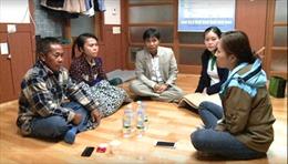 Người Việt tại Hàn Quốc trợ giúp gia đình nạn nhân vụ chìm phà SEWOL