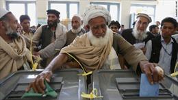 Afghanistan có thể phải bầu tổng thống vòng hai