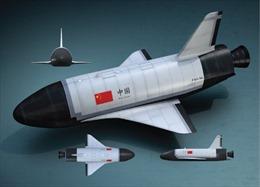 Mỹ 'choáng' với máy bay vũ trụ Thần Long của Trung Quốc