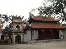 Không có chuyện sư trụ trì tại Nam Định trộm tượng cổ đi bán