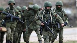 Mỹ điều binh sỹ tới Estonia tập trận