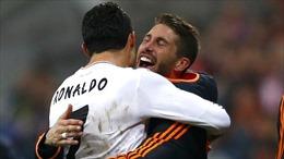 Đả hổ ngay tại Allianz Arena, Ronaldo đi vào lịch sử Champions League