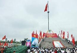 Lễ thượng cờ Thống nhất non sông tại Quảng Trị
