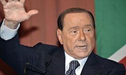 Cựu Thủ tướng Italy sắp phải lao động công ích