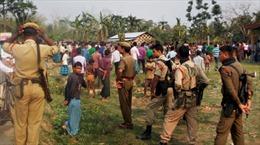 Các tay súng bộ lạc tàn sát dân thường Ấn Độ