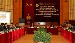 """52 tham luận """"Sức mạnh Việt Nam và tầm vóc thời đại"""""""