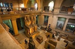 Ai Cập thu hồi nhiều cổ vật bị đánh cắp