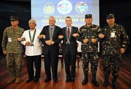 Mỹ cam kết duy trì hợp tác quân sự với châu Á-TBD