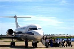 Máy bay Vietnam Airlines trục trặc động cơ khi chuẩn bị cất cánh