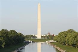 Đài tưởng niệm Washington mở cửa đón du khách