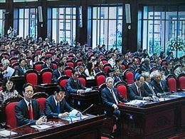 Quốc hội thảo luận Luật giao thông đường thủy nội địa
