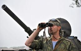 Ukraine thông qua Bản ghi nhớ chung về hòa bình và hòa giải