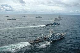 Indonesia tập trận lớn sau khi Trung Quốc đưa đảo Natuna vào 'đường chín đoạn'