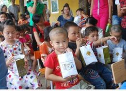 Chương trình 'Đồng hành cùng vùng khó' đến với Cao Bằng