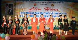 Liên hoan Thiếu nhi các dân tộc thiểu số Yên Bái