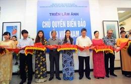 """112 tác phẩm tại triển lãm """"Chủ quyền biển đảo của Việt Nam"""""""
