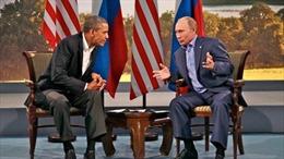 'Xoay trục' tới châu Á: Putin đã vượt qua Obama?