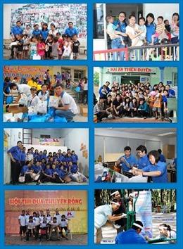 Hỗ trợ và phát huy tính sáng tạo của Đoàn thanh niên MHB