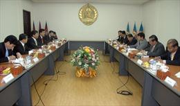 Lãnh đạo Campuchia tiếp Đoàn Ban Đối ngoại Trung ương ĐCS Việt Nam