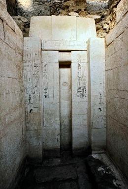 Ai Cập phát hiện khu lăng mộ cổ niên đại gần 4.000 năm