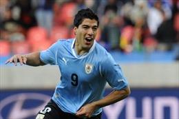 Đội tuyển Uruguay nín thở chờ Luis Suarez