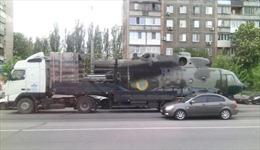 Quân đội Ukraine chỉ còn 10 trực thăng?