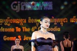 Hội chợ đá quý Campuchia 2014