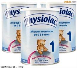 Thêm sản phẩm sữa an toàn cho trẻ