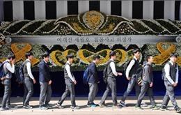 Hiệu trưởng bị đình chỉ công tác sau vụ đắm phà Sewol