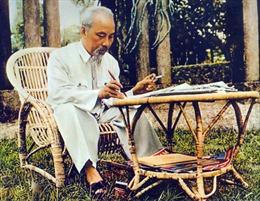 Báo chí cách mạng Việt Nam phát triển cùng sự nghiệp cách mạng dân tộc