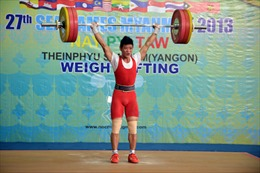 Việt Nam lập hai kỷ lục cử tạ thế giới
