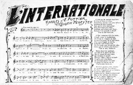 Bài ca chính thức của giai cấp vô sản thế giới