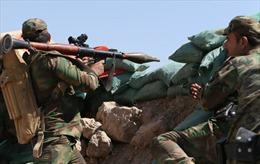 Quân đội Iraq giành lại cửa khẩu biên giới với Syria