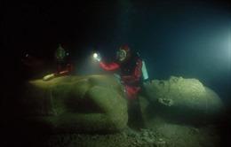 Phát hiện thành phố 2.000 năm tuổi dưới đáy sông Nile