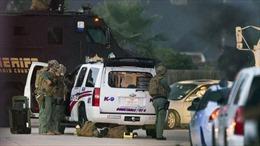 Mỹ: Xả súng đẫm máu tại Texas, ít nhất 6 người thiệt mạng