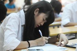 Mức độ đề thi cao đẳng tương đương đề tốt nghiệp