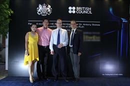 Tôn vinh đóng góp của doanh nghiệp Anh tại Việt Nam