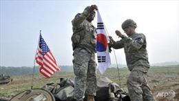 Hàn Quốc, Mỹ tập trận hải quân chung