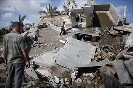 Israel đồng ý tạm ngừng tấn công Gaza