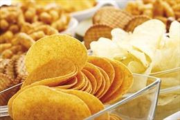 Không phát hiện chất gây ung thư trong khoai tây chiên và bim bim