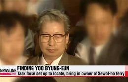 Phát hiện thi thể chủ phà Sewol