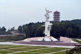 Công diễn vở kịch 'Khoảng trời con gái' tri ân các liệt sĩ tại Ngã ba Đồng Lộc