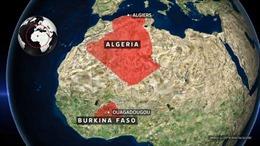 Máy bay Algeria chở 116 người mất tích