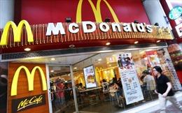 McDonald's và lộ trình 'nói không với kháng sinh'