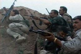 Phiến quân ISIL phá hủy cây cầu chiến lược