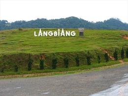 Lâm Đồng đình chỉ hoạt động xe chở khách trong Khu du lịch Langbiang