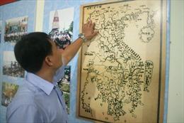 Hiến tặng tài liệu quý về chủ quyền biển đảo Việt Nam