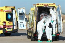 Bệnh nhân châu Âu đầu tiên nhiễm Ebola