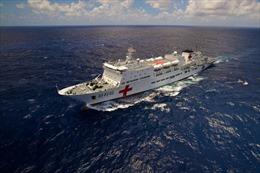 Biên đội tàu Trung Quốc thăm Mỹ